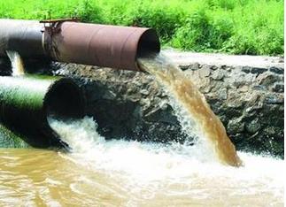 山阴县:开过现场会 处理已三次 污水还在流
