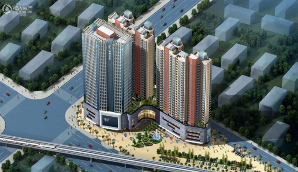雅博世纪广场3栋精装公寓均价14000元/平