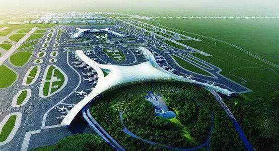 成都天府国际机场高速公路环评获批 要求少占耕地