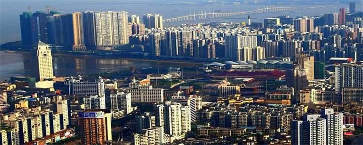江城5月房价同比涨11.9%