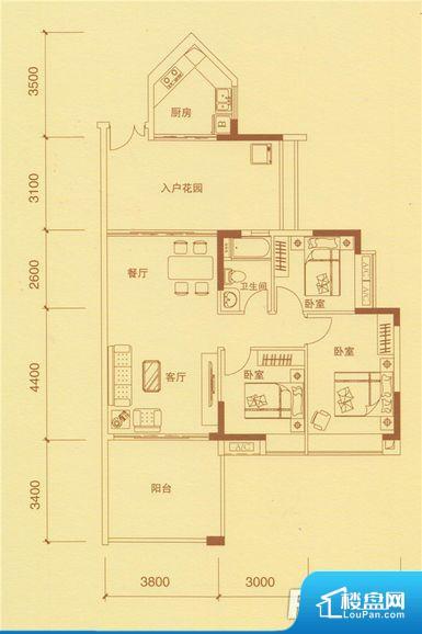 拐角较多的话,不方便家具的摆放,浪费面积。全明户型,每一个空间都带有窗户,保证后期居住时能够充分采光和透气;通透户型,保证空气能够流通起来,空气质量较好;采光较好,保证居住舒适度。卫生间门朝向人较多的区域,导致区域空气不好,舒适度差。卧室作为较为重要的休息空间,尺寸合适,有利于主人更好的休息;客厅作为重要的会客空间,尺寸合适,能够保证主人会客需求。卫生间和厨房作为重要的功能区间,尺寸合适,能够很好