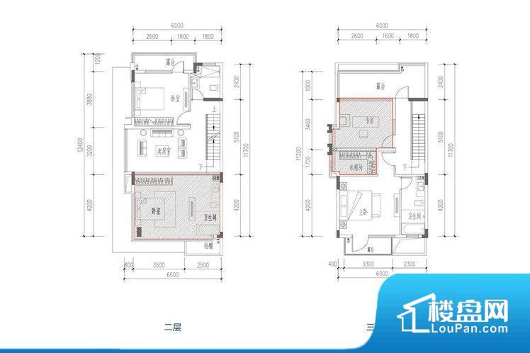 各个空间方正,全明户型,每一个空间都带有窗户,保证后期居住时能够充分采光和透气;通透户型,保证空气能够流通起来,空气质量较好;采光较好,保证居住舒适度。整个户型空间布局合理,真正做到了干湿分离、动静分离,方便后期生活。卧室作为较为重要的休息空间,尺寸合适,有利于主人更好的休息;客厅作为重要的会客空间,尺寸合适,能够保证主人会客需求。卫生间和厨房作为重要的功能区间,尺寸合适,能够很好的满足主人生活需