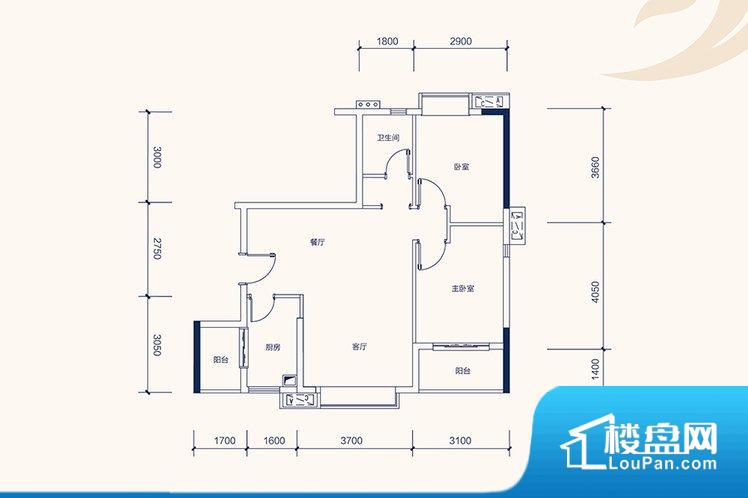 各个空间都很方正,方便后期家具的摆放。整个空间采光很好,主卧和客厅均能够保证很好的采光;并且能真正做到全明通透,整个空间空气好。厨卫等重要的使用较为频繁的空间布局合理,方便使用,并且能够保证整个空间的空气质量。各个功能区间面积大小都比较合理,后期使用起来比较方便,居住舒适度高。公摊相对合理,一般房子公摊基本都在此范畴。日常使用基本满足。