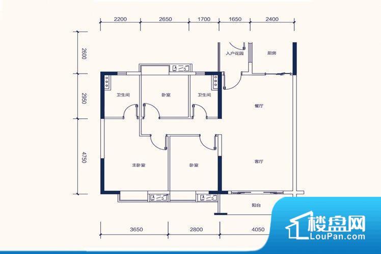 各个空间都很方正,方便后期家具的摆放。全明通透的户型,居住舒适度较高。整个空间有充足的采光,这一点对于后期居住,尤其重要。厨房门朝向客厅,做饭时油烟对客厅影响较大。客厅、卧室、卫生间和厨房等主要功能间尺寸以及比例合适,方便采光、通风,后期居住方便。公摊相对合理,一般房子公摊基本都在此范畴。日常使用基本满足。