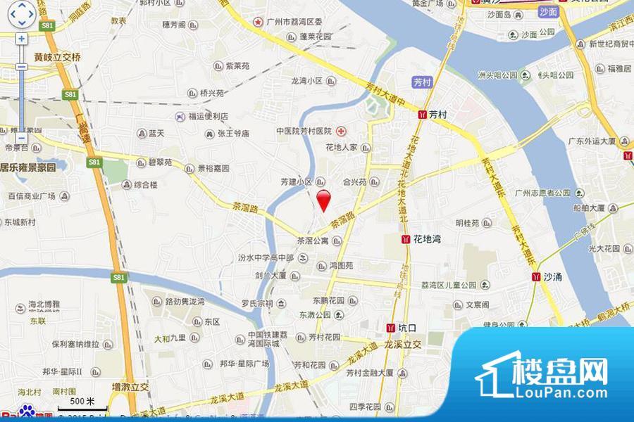 荔湾新城·欣悦湾效果图