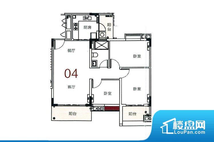 各个空间方正,后期空间利用率高。全明户型,每一个空间都带有窗户,保证后期居住时能够充分采光和透气;通透户型,保证空气能够流通起来,空气质量较好;采光较好,保证居住舒适度。卫生间门朝向人较多的区域,导致区域空气不好,舒适度差。客厅、卧室、卫生间和厨房等主要功能间尺寸以及比例合适,方便采光、通风,后期居住方便。公摊相对合理,一般房子公摊基本都在此范畴。日常使用基本满足。
