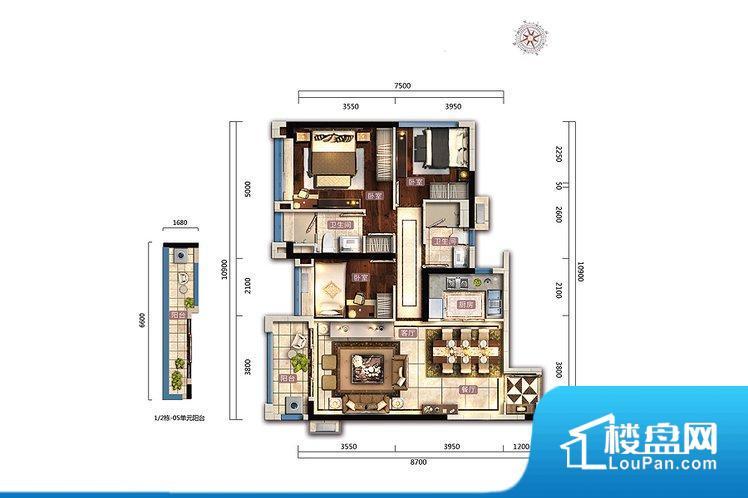 各个空间都很方正,方便后期家具的摆放。全明通透的户型,居住舒适度较高。整个空间有充足的采光,这一点对于后期居住,尤其重要。卧室位置合理,能够保证足够安静,客厅的声音不会影响卧室的休息;卫生间位置合理,使用起来动线比较合理;厨房位于门口,方便使用和油烟的排出。各个功能区间面积大小都比较合理,后期使用起来比较方便,居住舒适度高。公摊相对合理,一般房子公摊基本都在此范畴。日常使用基本满足。
