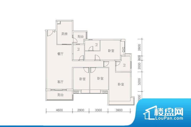 各个空间都很方正,方便后期家具的摆放。整个空间采光很好,主卧和客厅均能够保证很好的采光;并且能真正做到全明通透,整个空间空气好。整个户型空间布局合理,真正做到了干湿分离、动静分离,方便后期生活。各个功能区间面积大小都比较合理,后期使用起来比较方便,居住舒适度高。公摊相对合理,一般房子公摊基本都在此范畴。日常使用基本满足。
