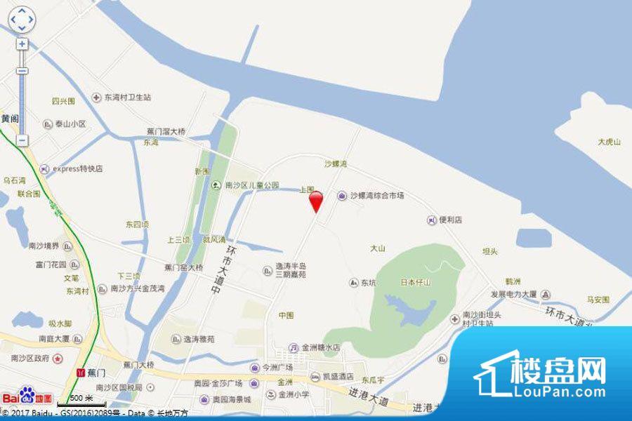 越秀·滨海新城效果图