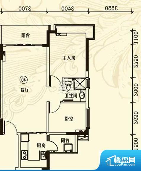 各个空间都很方正,方便后期家具的摆放。非南向或东向,采光不足,西面下午为西晒,夏天时西晒阳光比较热,室内温度变高。北向的下午采光不足,室内需要开灯补光。厨卫等重要的使用较为频繁的空间布局合理,方便使用,并且能够保证整个空间的空气质量。客厅、卧室、卫生间和厨房等主要功能间尺寸以及比例合适,方便采光、通风,后期居住方便。公摊相对合理,一般房子公摊基本都在此范畴。日常使用基本满足。