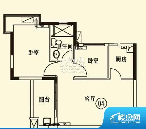 各个空间方正,后期空间利用率高。非南向或东向,采光不足,西面下午为西晒,夏天时西晒阳光比较热,室内温度变高。北向的下午采光不足,室内需要开灯补光。卧室位置合理,能够保证足够安静,客厅的声音不会影响卧室的休息;卫生间位置合理,使用起来动线比较合理;厨房位于门口,方便使用和油烟的排出。各个功能区间面积大小都比较合理,后期使用起来比较方便,居住舒适度高。公摊相对合理,一般房子公摊基本都在此范畴。日常使用