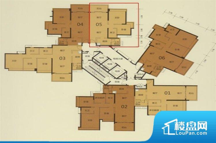 各个空间方正,后期空间利用率高。整个空间采光很好,主卧和客厅均能够保证很好的采光;并且能真正做到全明通透,整个空间空气好。卫生间门朝向人较多的区域,导致区域空气不好,舒适度差。厨房门对着客厅会有油烟方面的困扰,不过通风好也可以忽略。卧室作为较为重要的休息空间,尺寸合适,有利于主人更好的休息;客厅作为重要的会客空间,尺寸合适,能够保证主人会客需求。卫生间和厨房作为重要的功能区间,尺寸合适,能够很好的