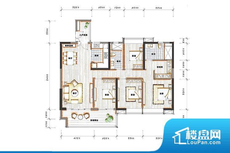 整个空间方正,拐角少,后期利用难度低,提升整个空间的利用率。重要空间非南向或者东向,不能很好的保证采光,居住舒适度不高。厨卫等重要的使用较为频繁的空间布局合理,方便使用,并且能够保证整个空间的空气质量。客厅、卧室、卫生间和厨房等主要功能间尺寸以及比例合适,方便采光、通风,后期居住方便。公摊相对合理,一般房子公摊基本都在此范畴。日常使用基本满足。