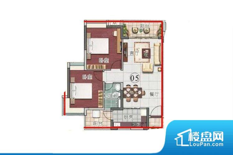 各个空间都很方正,方便后期家具的摆放。全明户型,每一个空间都带有窗户,保证后期居住时能够充分采光和透气;通透户型,保证空气能够流通起来,空气质量较好;采光较好,保证居住舒适度。卧室位置合理,能够保证足够安静,客厅的声音不会影响卧室的休息;卫生间位置合理,使用起来动线比较合理;厨房位于门口,方便使用和油烟的排出。卧室作为较为重要的休息空间,尺寸合适,有利于主人更好的休息;客厅作为重要的会客空间,尺寸