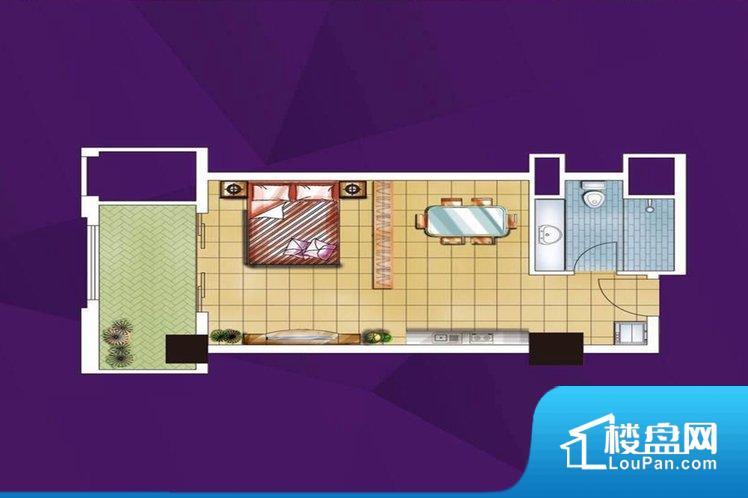 各个空间方正,后期空间利用率高。全明户型,每一个空间都带有窗户,保证后期居住时能够充分采光和透气;通透户型,保证空气能够流通起来,空气质量较好;采光较好,保证居住舒适度。卧室位置合理,能够保证足够安静,客厅的声音不会影响卧室的休息;卫生间位置合理,使用起来动线比较合理;厨房位于门口,方便使用和油烟的排出。各个功能区间面积大小都比较合理,后期使用起来比较方便,居住舒适度高。公摊相对合理,一般房子公摊