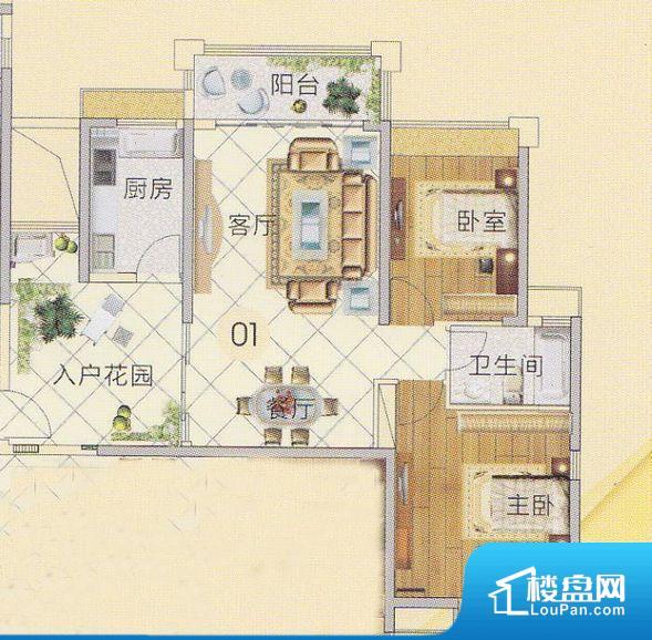 各个空间都很方正,方便后期家具的摆放。全明通透的户型,居住舒适度较高。整个空间有充足的采光,这一点对于后期居住,尤其重要。厨卫等重要的使用较为频繁的空间布局合理,方便使用,并且能够保证整个空间的空气质量。卧室作为较为重要的休息空间,尺寸合适,有利于主人更好的休息;客厅作为重要的会客空间,尺寸合适,能够保证主人会客需求。卫生间和厨房作为重要的功能区间,尺寸合适,能够很好的满足主人生活需求。公摊相对合