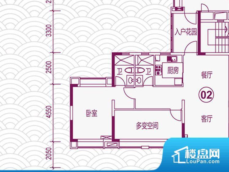各个空间方正,后期空间利用率高。全明户型,每一个空间都带有窗户,保证后期居住时能够充分采光和透气;通透户型,保证空气能够流通起来,空气质量较好;采光较好,保证居住舒适度。卫生间朝向客厅私密性较差,卫生间朝向餐厅产生的气味及细菌对餐厅影响较大,卫生间朝向卧室,产生的气味对卧室有影响。客厅、卧室、卫生间和厨房等主要功能间尺寸以及比例合适,方便采光、通风,后期居住方便。公摊相对合理,一般房子公摊基本都在