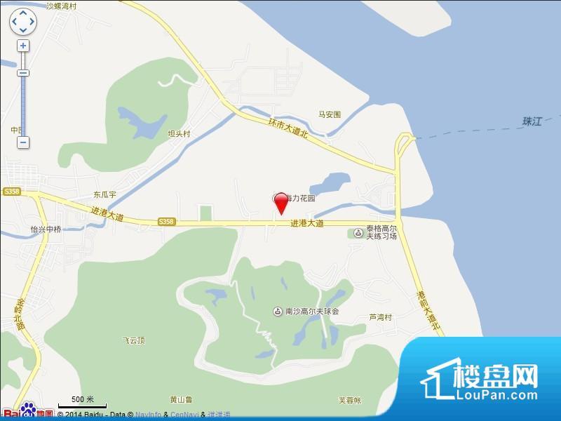 时代长岛(广州)效果图