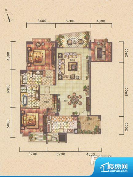 各个空间方正,后期空间利用率高。全明户型,每一个空间都带有窗户,保证后期居住时能够充分采光和透气;通透户型,保证空气能够流通起来,空气质量较好;采光较好,保证居住舒适度。厨卫等重要的使用较为频繁的空间布局合理,方便使用,并且能够保证整个空间的空气质量。卧室作为较为重要的休息空间,尺寸合适,有利于主人更好的休息;客厅作为重要的会客空间,尺寸合适,能够保证主人会客需求。卫生间和厨房作为重要的功能区间,