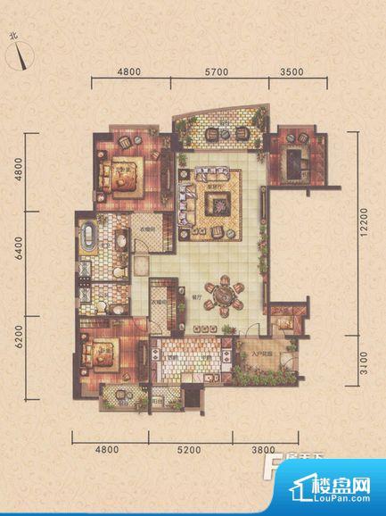 各个空间都很方正,方便后期家具的摆放。全明通透的户型,居住舒适度较高。整个空间有充足的采光,这一点对于后期居住,尤其重要。整个户型空间布局合理,真正做到了干湿分离、动静分离,方便后期生活。各个功能区间面积大小都比较合理,后期使用起来比较方便,居住舒适度高。公摊相对合理,一般房子公摊基本都在此范畴。日常使用基本满足。