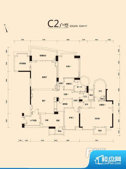 整个空间方正,拐角少,后期利用难度低,提升整个空间的利用率。全明户型,每一个空间都带有窗户,保证后期居住时能够充分采光和透气;通透户型,保证空气能够流通起来,空气质量较好;采光较好,保证居住舒适度。厨卫等重要的使用较为频繁的空间布局合理,方便使用,并且能够保证整个空间的空气质量。各个功能区间面积大小都比较合理,后期使用起来比较方便,居住舒适度高。公摊相对合理,一般房子公摊基本都在此范畴。日常使用基