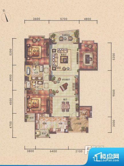 各个空间都很方正,方便后期家具的摆放。全明通透的户型,居住舒适度较高。整个空间有充足的采光,这一点对于后期居住,尤其重要。卧室位置合理,能够保证足够安静,客厅的声音不会影响卧室的休息;卫生间位置合理,使用起来动线比较合理;厨房位于门口,方便使用和油烟的排出。卧室作为较为重要的休息空间,尺寸合适,有利于主人更好的休息;客厅作为重要的会客空间,尺寸合适,能够保证主人会客需求。卫生间和厨房作为重要的功能