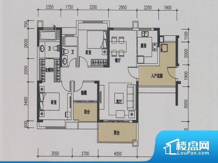 肇庆·敏捷城户型图
