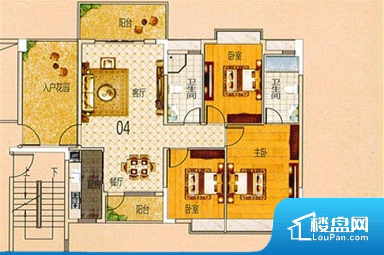 各个空间都很方正,方便后期家具的摆放。全明通透的户型,居住舒适度较高。整个空间有充足的采光,这一点对于后期居住,尤其重要。整个户型空间布局合理,真正做到了干湿分离、动静分离,方便后期生活。卧室作为较为重要的休息空间,尺寸合适,有利于主人更好的休息;客厅作为重要的会客空间,尺寸合适,能够保证主人会客需求。卫生间和厨房作为重要的功能区间,尺寸合适,能够很好的满足主人生活需求。公摊高于15%且低于25%