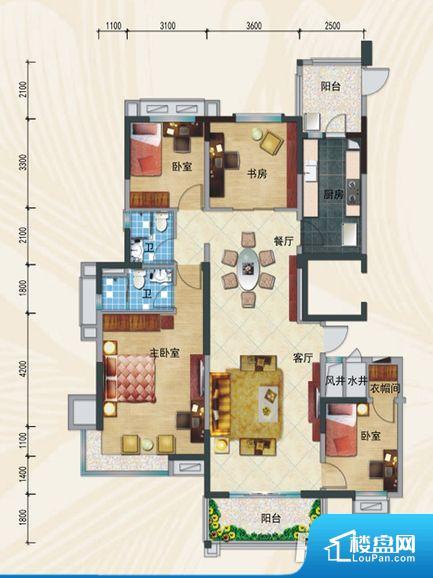 次重要空间不够方正,家具不好摆放,而且容易浪费空间。全明户型,每一个空间都带有窗户,保证后期居住时能够充分采光和透气;通透户型,保证空气能够流通起来,空气质量较好;采光较好,保证居住舒适度。卧室位置合理,能够保证足够安静,客厅的声音不会影响卧室的休息;卫生间位置合理,使用起来动线比较合理;厨房位于门口,方便使用和油烟的排出。各个功能区间面积大小都比较合理,后期使用起来比较方便,居住舒适度高。公摊相