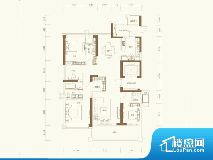 各个空间都很方正,方便后期家具的摆放。全明户型,每一个空间都带有窗户,保证后期居住时能够充分采光和透气;通透户型,保证空气能够流通起来,空气质量较好;采光较好,保证居住舒适度。整个户型空间布局合理,真正做到了干湿分离、动静分离,方便后期生活。客厅、卧室、卫生间和厨房等主要功能间尺寸以及比例合适,方便采光、通风,后期居住方便。公摊高于15%且低于25%,整体得房率不算太高。