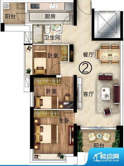 拐角较多的话,不方便家具的摆放,浪费面积。全明通透的户型,居住舒适度较高。整个空间有充足的采光,这一点对于后期居住,尤其重要。卧室门朝向客厅,外人可以一目了然的看到卧室,私密性较差。卧室作为较为重要的休息空间,尺寸合适,有利于主人更好的休息;客厅作为重要的会客空间,尺寸合适,能够保证主人会客需求。卫生间和厨房作为重要的功能区间,尺寸合适,能够很好的满足主人生活需求。