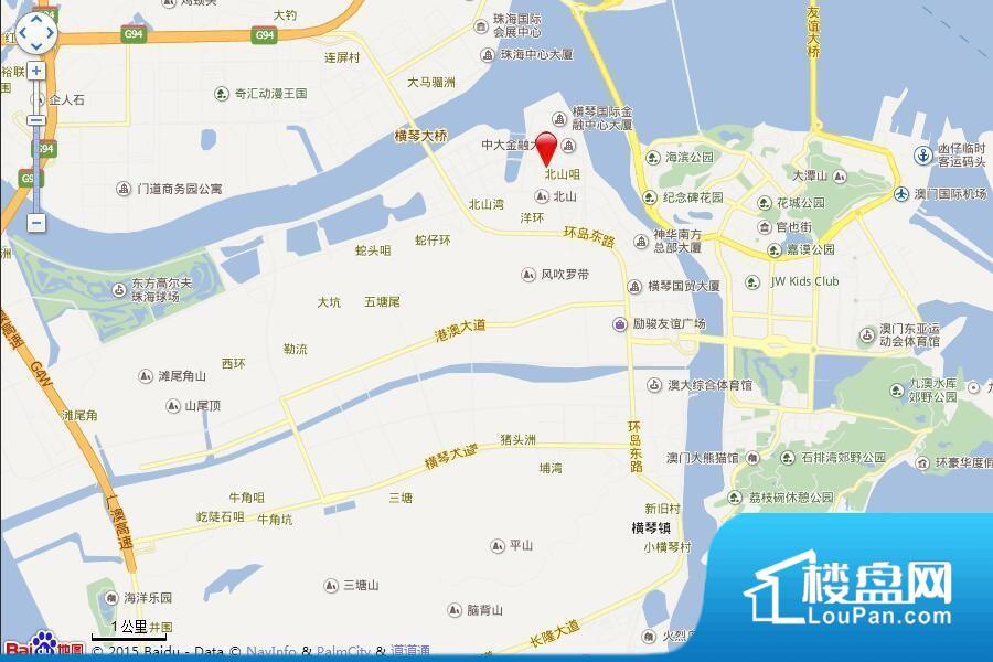 中交汇通·横琴广场效果图