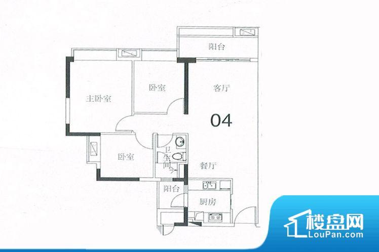 各个空间方正,后期空间利用率高。整个空间采光很好,主卧和客厅均能够保证很好的采光;并且能真正做到全明通透,整个空间空气好。整个户型空间布局合理,真正做到了干湿分离、动静分离,方便后期生活。卧室作为较为重要的休息空间,尺寸合适,有利于主人更好的休息;客厅作为重要的会客空间,尺寸合适,能够保证主人会客需求。卫生间和厨房作为重要的功能区间,尺寸合适,能够很好的满足主人生活需求。公摊高于15%且低于25%