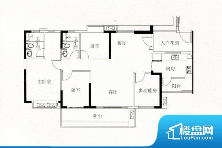 整个空间方正,拐角少,后期利用难度低,提升整个空间的利用率。全明通透的户型,居住舒适度较高。整个空间有充足的采光,这一点对于后期居住,尤其重要。厨房门朝向,做饭产生油烟和噪音对客厅有影响。各个功能区间面积大小都比较合理,后期使用起来比较方便,居住舒适度高。公摊相对合理,一般房子公摊基本都在此范畴。日常使用基本满足。