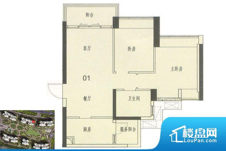 各个空间方正,后期空间利用率高。不通风,南方会非常潮湿,特别是在雨季。而北方干燥会加重干燥的情况。整个户型空间布局合理,真正做到了干湿分离、动静分离,方便后期生活。客厅、卧室、卫生间和厨房等主要功能间尺寸以及比例合适,方便采光、通风,后期居住方便。公摊高于15%且低于25%,整体得房率不算太高。