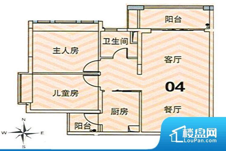 整个空间方正,拐角少,后期利用难度低,提升整个空间的利用率。重要空间非南向或者东向,不能很好的保证采光,居住舒适度不高。卧室门朝向比较吵闹的区域,不利于主人休息。各个功能区间面积大小都比较合理,后期使用起来比较方便,居住舒适度高。小区内公共设施可能存在不完善的情况,需要综合考虑后再做出是否购买的决定。