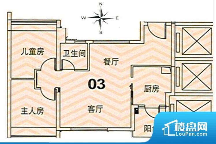 各个空间都很方正,方便后期家具的摆放。整个空间采光很好,主卧和客厅均能够保证很好的采光;并且能真正做到全明通透,整个空间空气好。卫生间门朝向人较多的区域,导致区域空气不好,舒适度差。厨房门对着客厅会有油烟方面的困扰,不过通风好也可以忽略。卧室作为较为重要的休息空间,尺寸合适,有利于主人更好的休息;客厅作为重要的会客空间,尺寸合适,能够保证主人会客需求。卫生间和厨房作为重要的功能区间,尺寸合适,能够