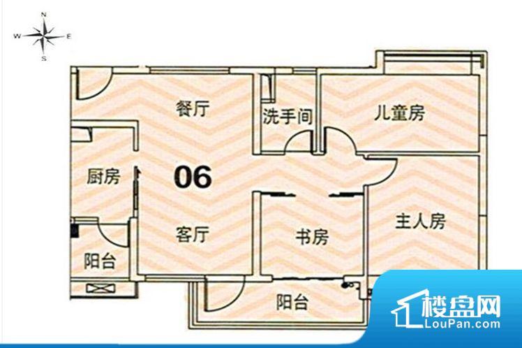 各个空间方正,后期空间利用率高。全明通透的户型,居住舒适度较高。整个空间有充足的采光,这一点对于后期居住,尤其重要。卧室门朝向比较吵闹的区域,不利于主人休息。厨房门对着客厅会有油烟方面的困扰,不过通风好也可以忽略。客厅、卧室、卫生间和厨房等主要功能间尺寸以及比例合适,方便采光、通风,后期居住方便。