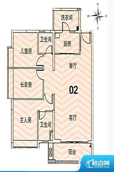 整个空间方正,拐角少,后期利用难度低,提升整个空间的利用率。整个空间采光很好,主卧和客厅均能够保证很好的采光;并且能真正做到全明通透,整个空间空气好。卧室门朝向比较吵闹的区域,不利于主人休息。厨房门朝向,做饭产生油烟和噪音对客厅有影响。客厅、卧室、卫生间和厨房等主要功能间尺寸以及比例合适,方便采光、通风,后期居住方便。