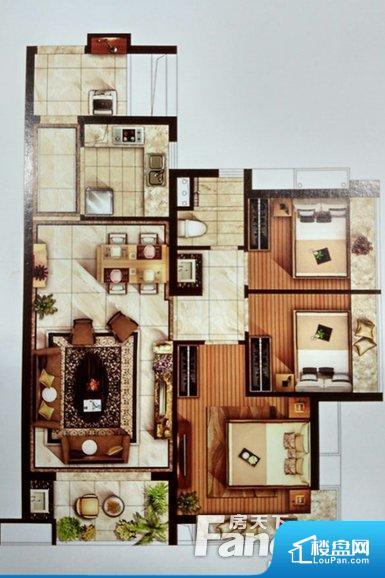 各个空间都很方正,方便后期家具的摆放。全明户型,每一个空间都带有窗户,保证后期居住时能够充分采光和透气;通透户型,保证空气能够流通起来,空气质量较好;采光较好,保证居住舒适度。厨卫等重要的使用较为频繁的空间布局合理,方便使用,并且能够保证整个空间的空气质量。厨房太小,无法正常使用,后期居住起来存在很大的不便。