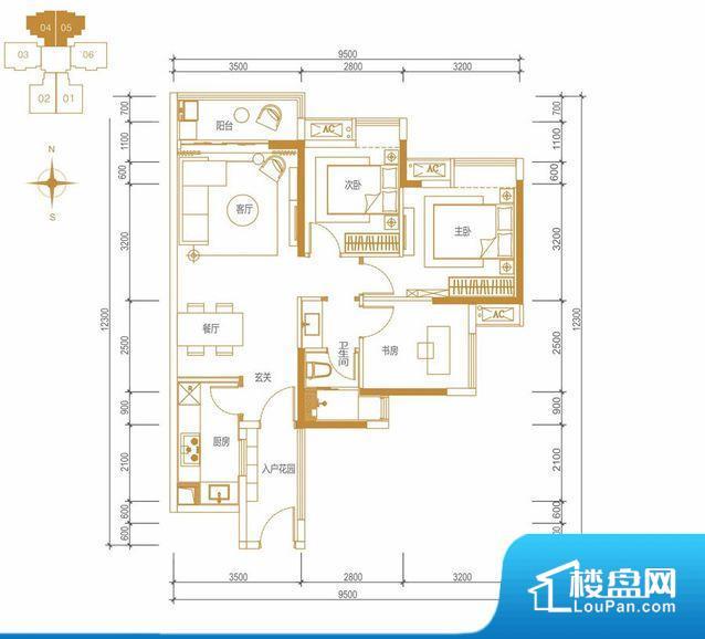 客厅不方正会影响整体风水,对通风排湿不利。卧室不方正会对主人休息造成不良影响。卫生间如没有窗子,可加管道通风,但是相对来说卫生间有窗户是好的情况,利于排湿,不会使湿气进到室内。厨卫等重要的使用较为频繁的空间布局合理,方便使用,并且能够保证整个空间的空气质量。各个功能区间面积大小都比较合理,后期使用起来比较方便,居住舒适度高。公摊相对合理,一般房子公摊基本都在此范畴。日常使用基本满足。