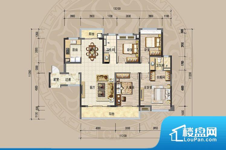 整个空间方正,拐角少,后期利用难度低,提升整个空间的利用率。全明通透的户型,居住舒适度较高。整个空间有充足的采光,这一点对于后期居住,尤其重要。卫生间朝向客厅私密性较差,卫生间朝向餐厅产生的气味及细菌对餐厅影响较大,卫生间朝向卧室,产生的气味对卧室有影响。各个功能区间面积大小都比较合理,后期使用起来比较方便,居住舒适度高。
