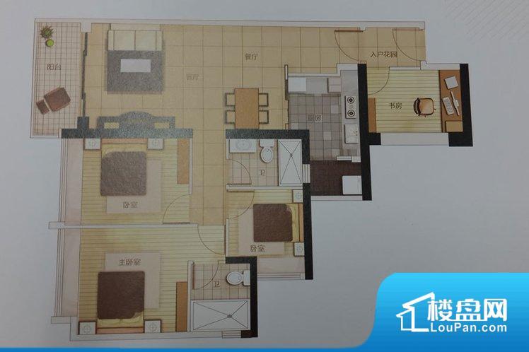整个空间方正,拐角少,后期利用难度低,提升整个空间的利用率。整个空间采光很好,主卧和客厅均能够保证很好的采光;并且能真正做到全明通透,整个空间空气好。客厅、卧室、卫生间和厨房等主要功能间尺寸以及比例合适,方便采光、通风,后期居住方便。公摊高于15%且低于25%,整体得房率不算太高。