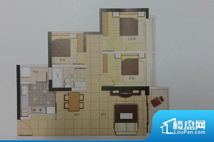 各个空间都很方正,方便后期家具的摆放。全明户型,每一个空间都带有窗户,保证后期居住时能够充分采光和透气;通透户型,保证空气能够流通起来,空气质量较好;采光较好,保证居住舒适度。客厅、卧室、卫生间和厨房等主要功能间尺寸以及比例合适,方便采光、通风,后期居住方便。公摊相对合理,一般房子公摊基本都在此范畴。日常使用基本满足。