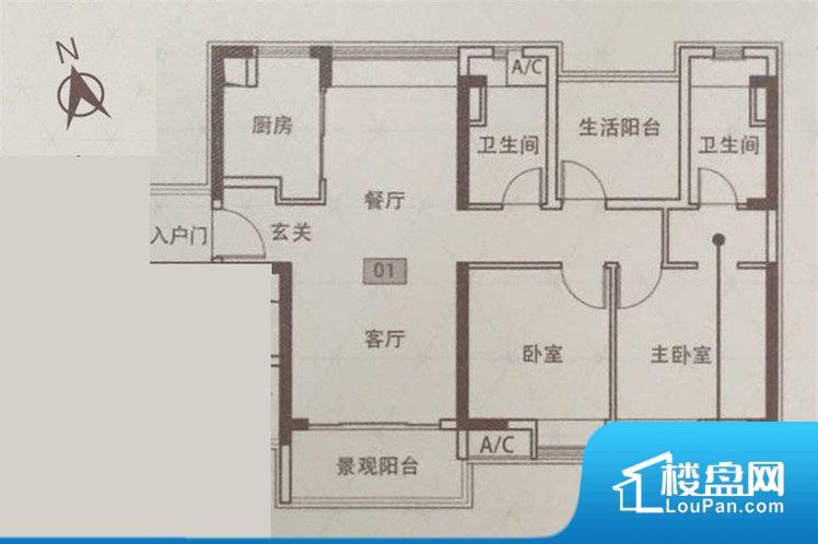 各个空间方正,后期空间利用率高。全明通透的户型,居住舒适度较高。整个空间有充足的采光,这一点对于后期居住,尤其重要。卧室位置合理,能够保证足够安静,客厅的声音不会影响卧室的休息;卫生间位置合理,使用起来动线比较合理;厨房位于门口,方便使用和油烟的排出。卧室作为较为重要的休息空间,尺寸合适,有利于主人更好的休息;客厅作为重要的会客空间,尺寸合适,能够保证主人会客需求。卫生间和厨房作为重要的功能区间,