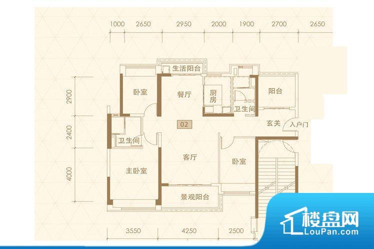 各个空间都很方正,方便后期家具的摆放。整个空间采光很好,主卧和客厅均能够保证很好的采光;并且能真正做到全明通透,整个空间空气好。厨房在整个空间比较深的位置,一方面使用不便,另一方面使用时油烟对整个家里的空气影响较大各个功能区间面积大小都比较合理,后期使用起来比较方便,居住舒适度高。公摊相对合理,一般房子公摊基本都在此范畴。日常使用基本满足。