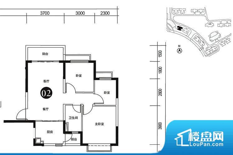 整个空间方正,拐角少,后期利用难度低,提升整个空间的利用率。整个空间采光很好,主卧和客厅均能够保证很好的采光;并且能真正做到全明通透,整个空间空气好。卫生间朝向客厅私密性较差,卫生间朝向餐厅产生的气味及细菌对餐厅影响较大,卫生间朝向卧室,产生的气味对卧室有影响。客厅、卧室、卫生间和厨房等主要功能间尺寸以及比例合适,方便采光、通风,后期居住方便。公摊相对合理,一般房子公摊基本都在此范畴。日常使用基本