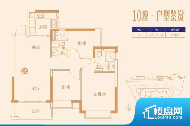 整个空间方正,拐角少,后期利用难度低,提升整个空间的利用率。无穿堂风,室内空气无法对流,会导致过于潮湿或者干燥。厨房门对着客厅会有油烟方面的困扰,不过通风好也可以忽略。各个功能区间面积大小都比较合理,后期使用起来比较方便,居住舒适度高。公摊低于15%,属于目前市场中公摊很低的户型;小区内公共设施可能存在不完善的情况,需要综合考虑后再做出是否购买的决定。