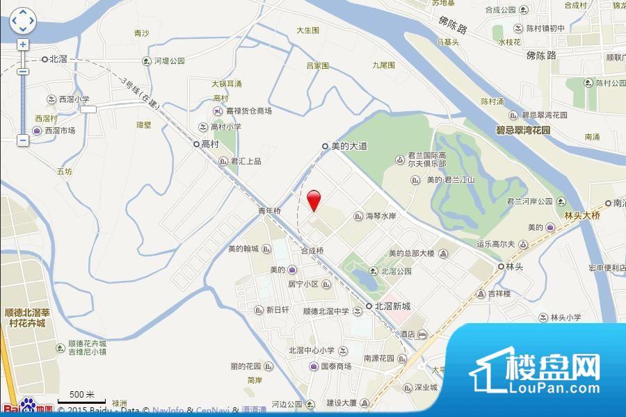 项目电子地图