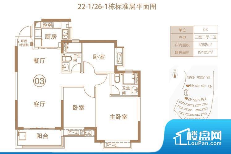 各个空间都很方正,方便后期家具的摆放。整个空间不够通透,不利于空气流通,尤其是夏天会比较热。厨房门对着客厅会有油烟方面的困扰,不过通风好也可以忽略。客厅、卧室、卫生间和厨房等主要功能间尺寸以及比例合适,方便采光、通风,后期居住方便。公摊低于15%,属于目前市场中公摊很低的户型;小区内公共设施可能存在不完善的情况,需要综合考虑后再做出是否购买的决定。